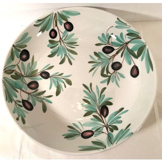 Late 20th Century Vintage Neiman Marcus Italian Platter Preview
