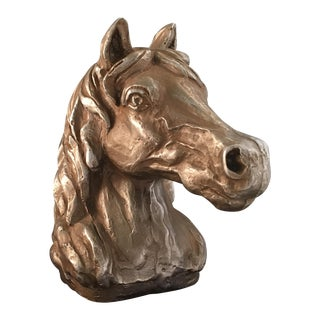 Horse Head Bust For Sale
