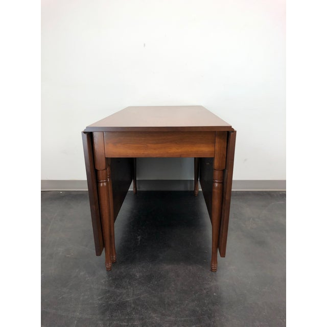 Ea Clore Sons Gate Leg Drop Leaf Table No. 513-T For Sale In Charlotte - Image 6 of 13