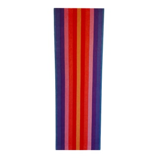Verner Panton for Mira X Mid Century Fabric Panel For Sale