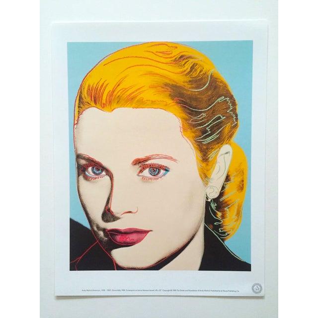 "Lithograph Andy Warhol Estate Rare Vintage 1989 "" Familiar Faces "" Portfolio Collector's Pop Art Lithograph Prints - Set of 6 For Sale - Image 7 of 13"