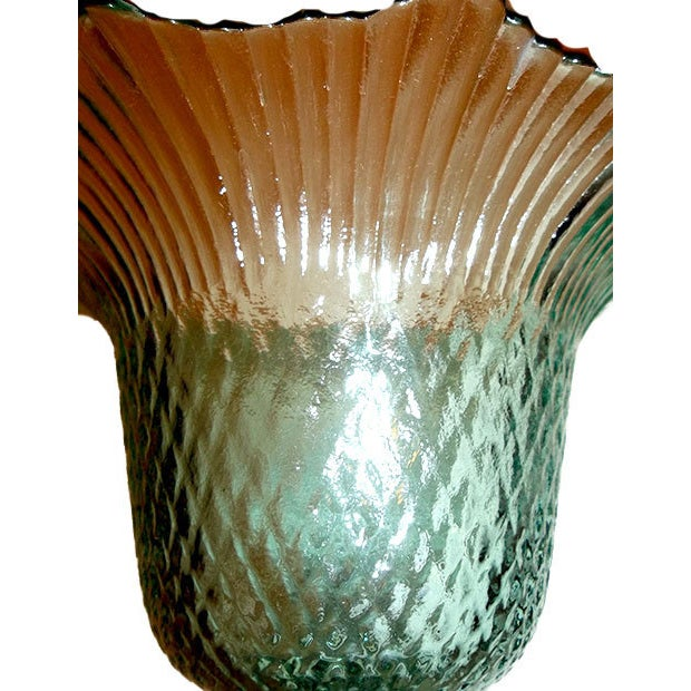 Pressed Glass Pedestal Bowl - Image 5 of 5
