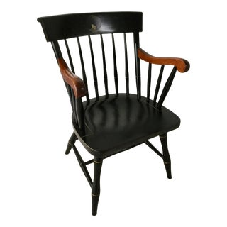 1940s Nichols & Stone Windsor Chair from Cornell University For Sale