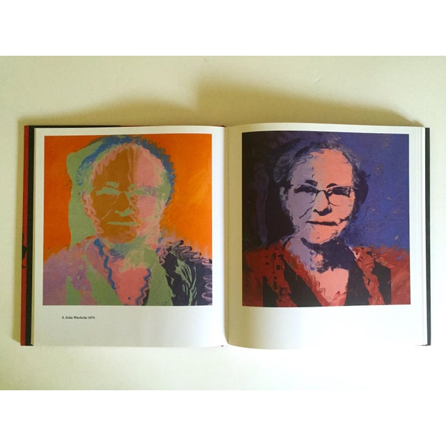 """"""" Andy Warhol Portraits """" Rare 1st Edtn Vintage 1993 Iconic Collector's Volume Hardcover Book For Sale - Image 12 of 13"""