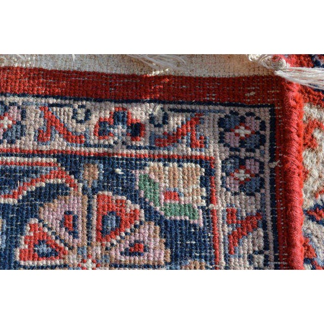 Islamic Antique Persian Rug For Sale - Image 3 of 8