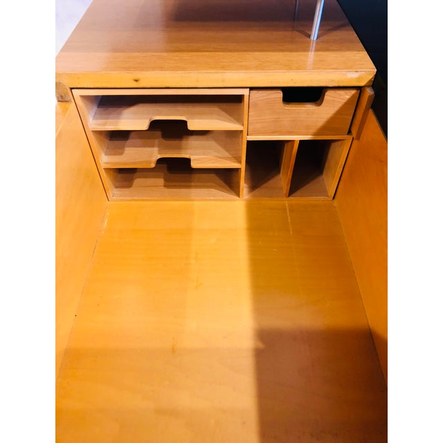 Herman Miller George Nelson Desk For Sale - Image 4 of 9