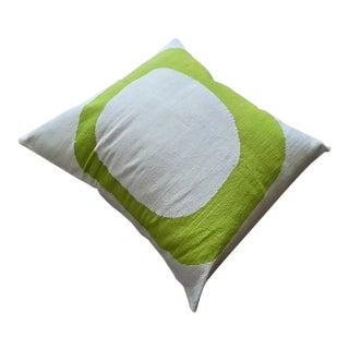 Costa Verde Handwoven Wool Pillow Floor Cushion