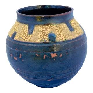 """Sherwood"" Ceramic Vessel by Andrew Wilder For Sale"