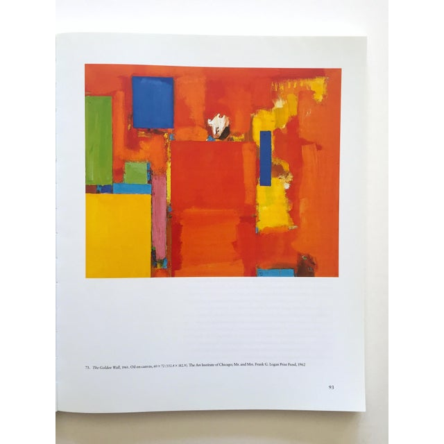 Hans Hofmann Rare Vintage 1990 1st Edition Abstract Expressionist Collector's Whitney Museum Exhibition Art Book For Sale - Image 12 of 13