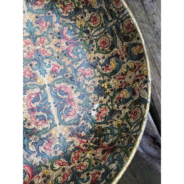 Boho Floral Catch All Bowl - Image 5 of 8