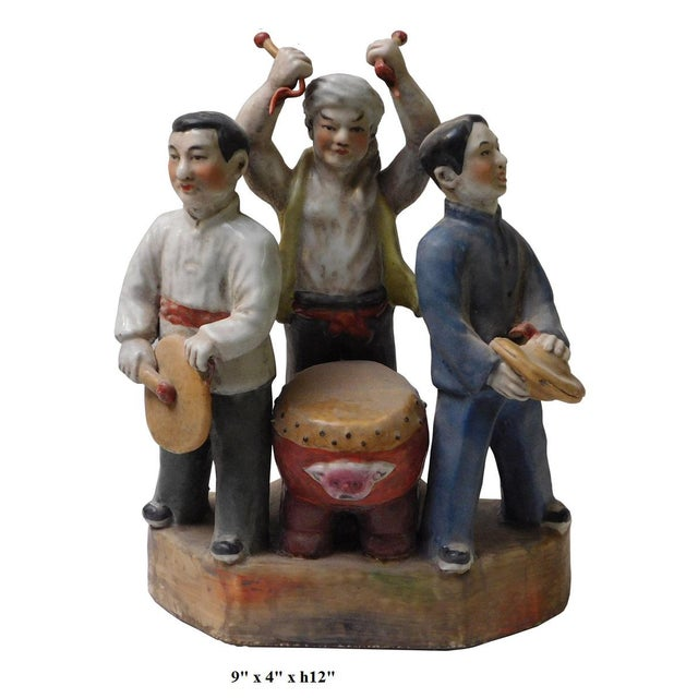 Chinese Cultural Revolution Ceramic Figurine For Sale In San Francisco - Image 6 of 6