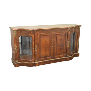Henredon Grand Provenance French Louis XV Style Walnut Sideboard
