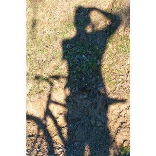 """Gaétan Caron """"À Vélo - Auto Portrait (Self-Portrait With Bicycle)"""" Color Photograph, 2015 2015 Preview"""