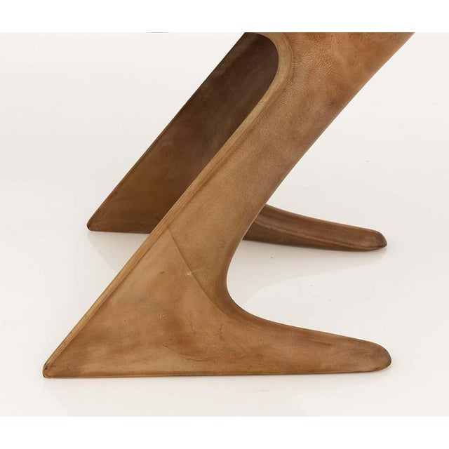 Beige Ernst Moeckl Style Kangaroo Chair For Sale - Image 8 of 13