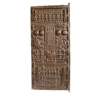 Dogon Granary Door For Sale