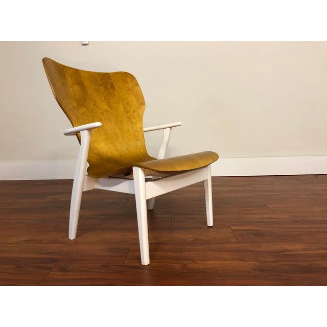 Domus Lounge Chair by Ilmari Tapiovaara for Artek For Sale - Image 13 of 13
