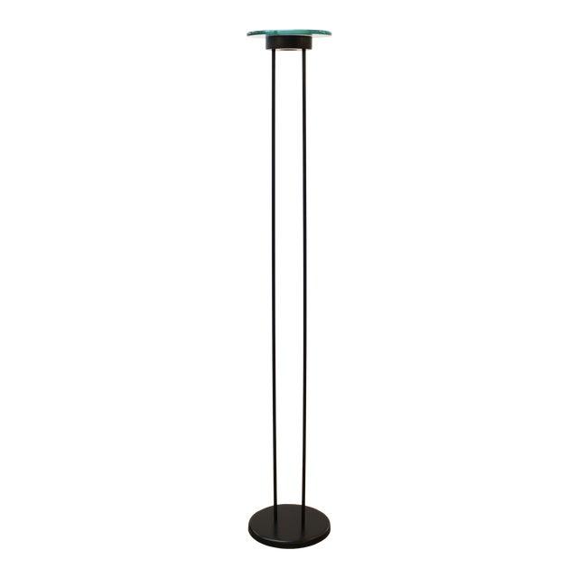 Relux Italian Postmodern Torchiere Floor Lamp For Sale