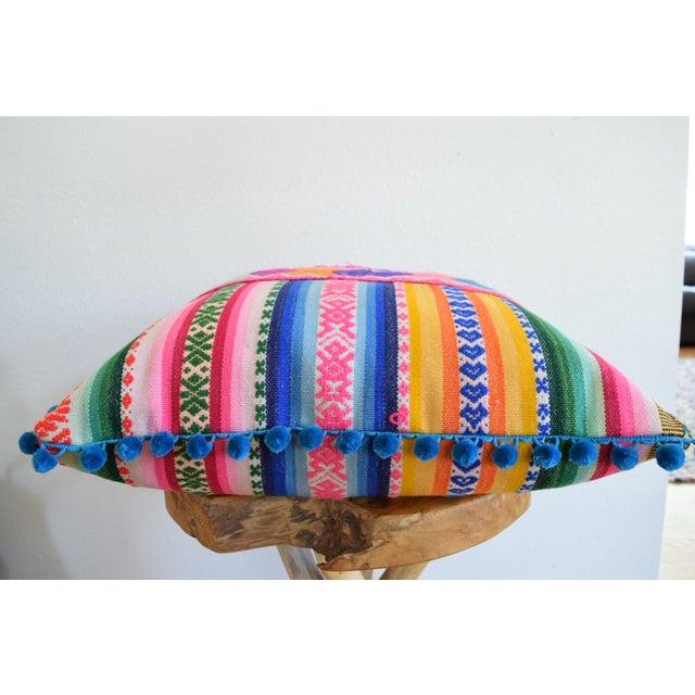 Peruvian Manta Lux Pillow - Image 3 of 5