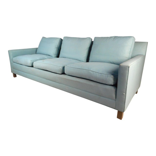 Image of Mid-Century Modern Sofa by Dunbar