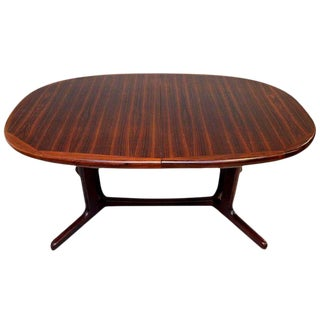 Rosewood Dining Table by Gudme Neilson For Sale