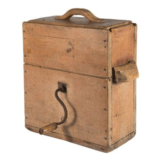 French Butter Churn For Sale