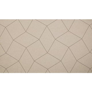 Sample, Maya Romanoff Cozy Day Dreamer: Shearling - Woven Wool Wallcovering For Sale