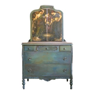 Stunning Post Depression Era Dresser