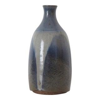 Blue Ombre Vase
