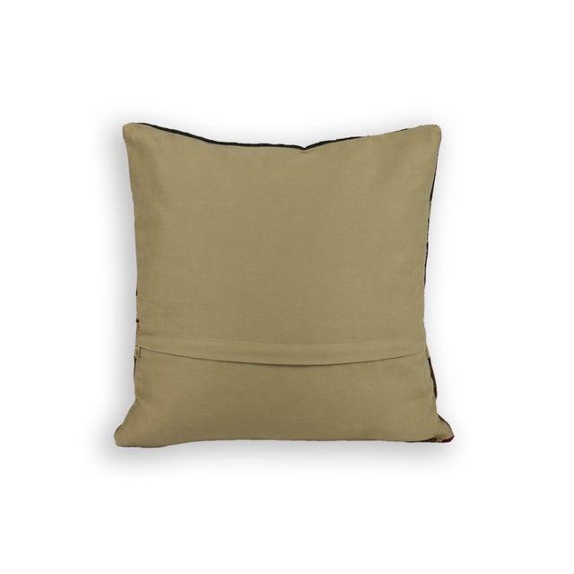 Antique Kilim Pillow - Image 3 of 3