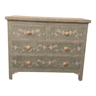 Shore Bone & Mother-Of-Pearl Inlay Dresser