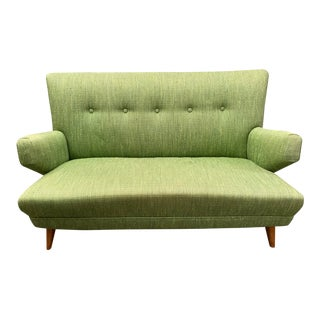 1950s Jens Risom for Knoll Settee For Sale