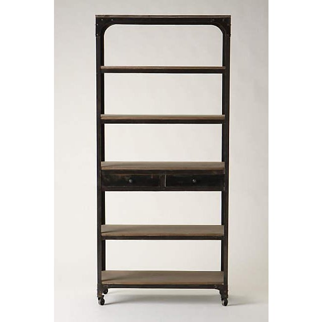 Awesome bookcase purchased brand new from Anthropologie in Dec. 2014 for $798 + $150 S&H. Can be yours for so much less!...