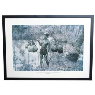 Bapak Gutsi- Indonesian Vintage Image Inspiration - Collection - Temporama - Code - Tpr H104 For Sale
