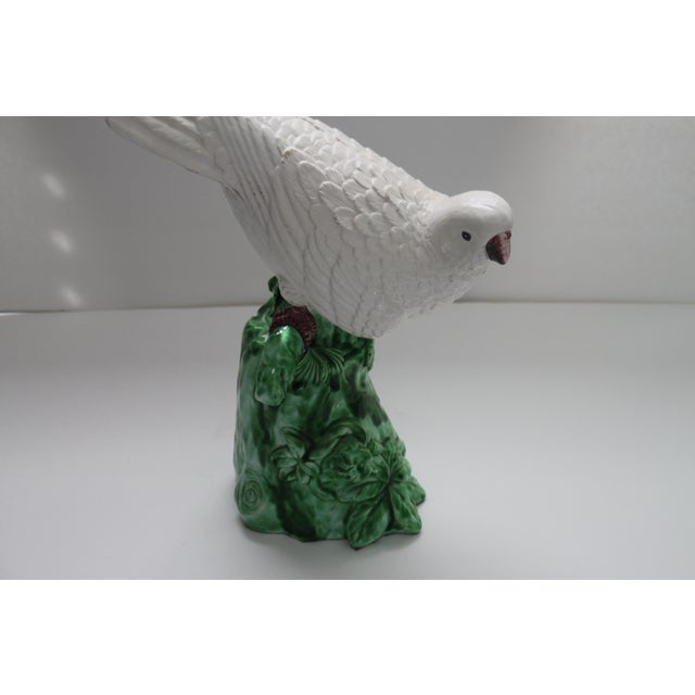 Vintage Cockatoo Statue - Image 10 of 10