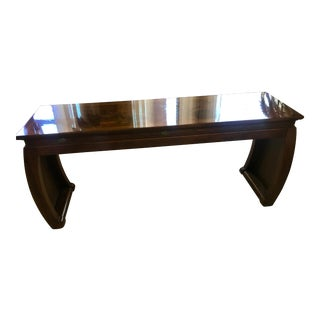 Mid-Century Ming Sofa Table For Sale