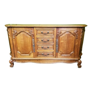 19th Century French Oak Server/ Sideboard