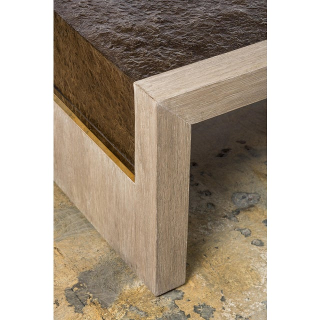Modern Paul Marra Waterfall Table For Sale In Los Angeles - Image 6 of 10