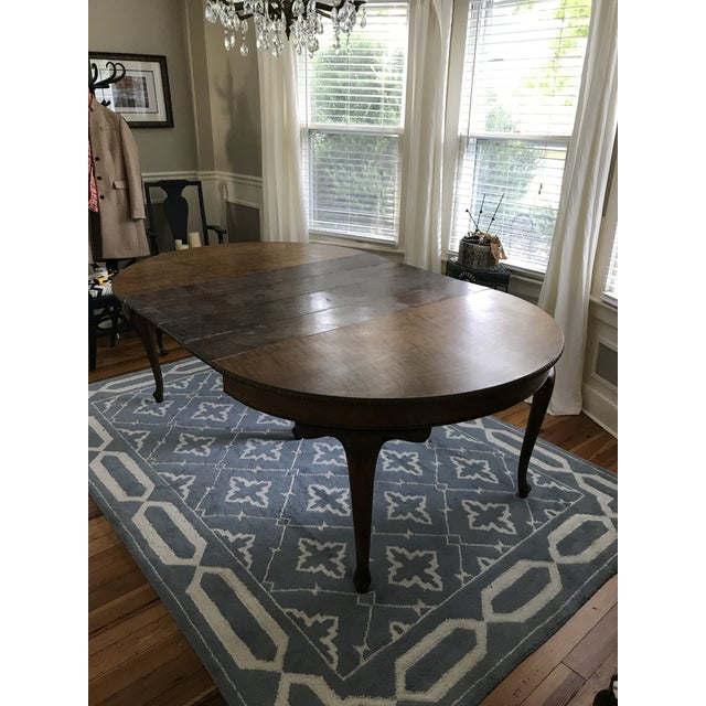 Vintage Round Dining Table - Image 8 of 9