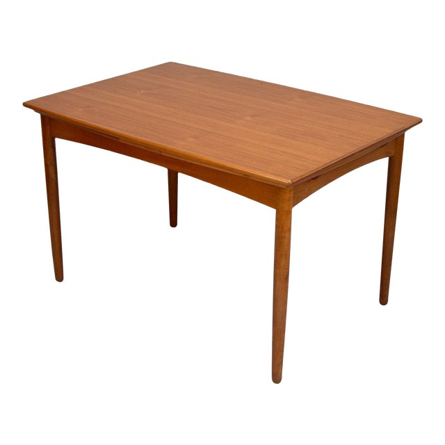 1960s Danish Teak Dining Table - Image 1 of 11