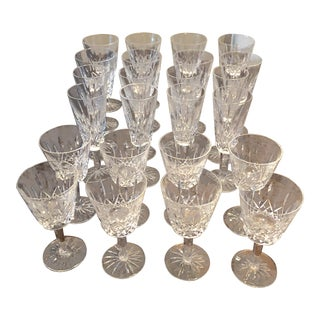 Waterford Classic Wine Goblet - Set of 8 For Sale