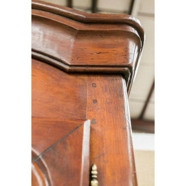 Louis XV Period Rennaise Cherrywood Armoire For Sale In Birmingham - Image 6 of 10