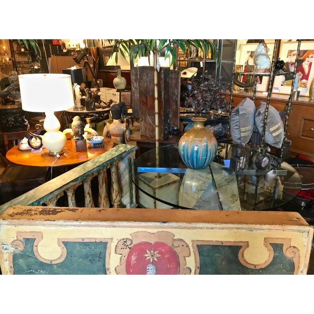 Late 18th Century Italian Tuscan Bench For Sale In Los Angeles - Image 6 of 9