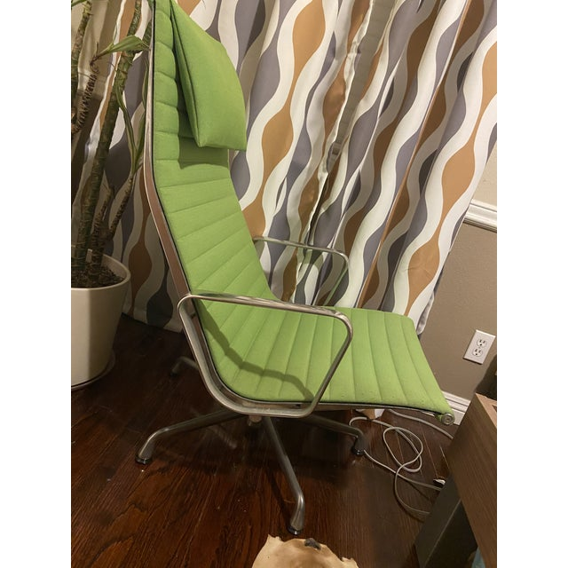 Eames Aluminum Chair For Sale - Image 10 of 13