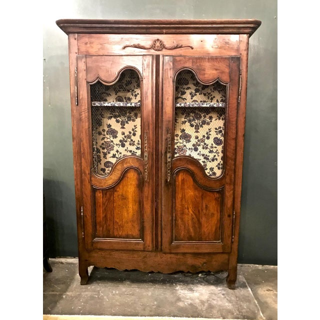 18th Century French Regence Bibliotheque/Bookcase For Sale - Image 10 of 10
