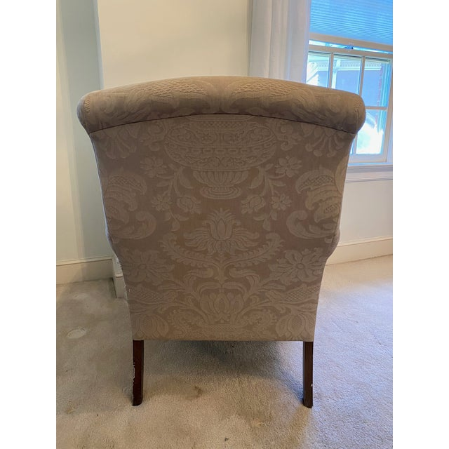 2000 - 2009 Holly Hunt Upholstered Chair For Sale - Image 5 of 8