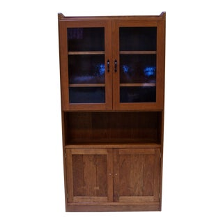Stickley Display Hutch