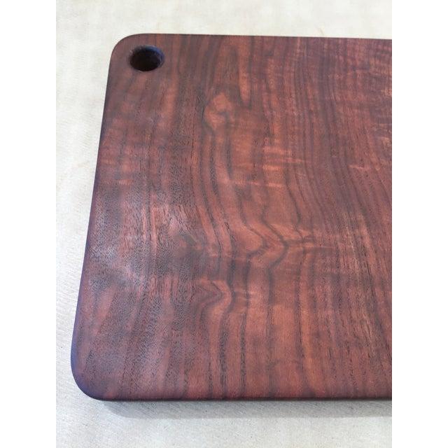 Live Edge Walnut Cutting Board - Image 5 of 5