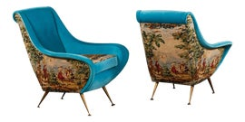Image of Italian Lounge Chairs