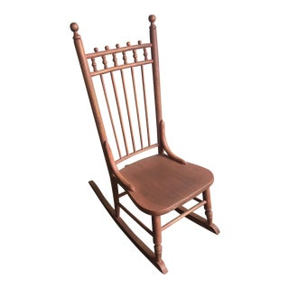 Late 20th Century Children's Rocking Chair For Sale