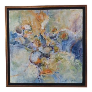 Ann Lefferly Abstract Painting For Sale